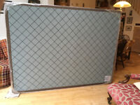 King Size Bed and Mattress both in very good condition