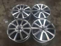 Genuine mercedes alloys ml/gl