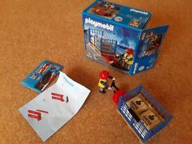 Playmobil 4474 pallet set
