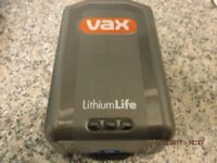 Vax Rechargeable Battery (new)