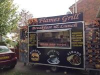 Catering trailer for sale with pitch licence available
