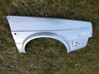 Offside driver side front wing VW Golf or Jetta mark 2