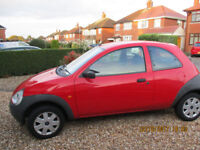 Ford Ka for sale 57 plate on 2 owners from new