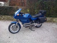BMW K100 RS for sale well looked after, full luggage set. Loads of MOTs and service documentss.