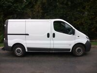 2006 Vauxhall Vivaro SWB 1 owner from new.