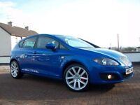 2011 Seat Leon SE CR TDI ECOMOTIVE*SPRINT BLUE*ZERO ROAD TAX!!!