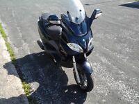 Piaggio super scooter x9 500cc