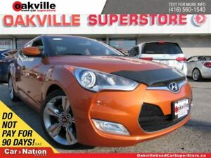 2012 Hyundai Veloster Tech | LEATHER | SUNROOF | NAVI | B/U CAM