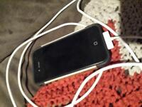 iPhone 4 with bell/virgin 8gb