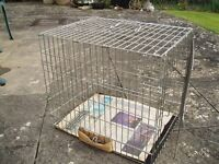 Travelling cage