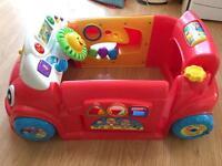 Fisher Price Laugh& Learn Crawl Car