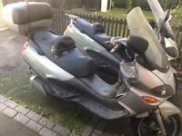 2 piaggio x9 125cc Bikes for sale