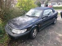 Saab 900 spares or repairs