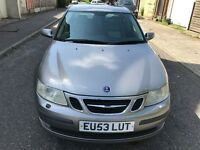 2003 Saab 9-3 2.0 T Vector 4dr Full HPI Clear Turbo @07445775115