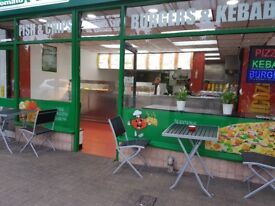 Fish & Chips/Pizza Shop for a quick sale!