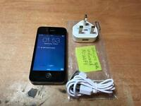 Iphone 4 black 8GB unlocked! Excellent condition x