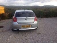 Cheap!!! 116d bmw hatchback for sale