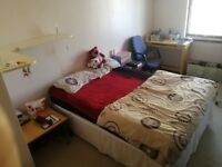 Spare bedroom to sublet, ground floor, close to ASV and Aberdeen Uni