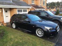 BMW 520d M-Sport 2007
