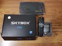 Skybox f5s satellite TV Box with Wifi Dongle