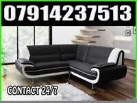 PALERMO RANGE CORNER OR 3 + 2 SOFA SETS ARM CHAIRS AND FOOT STOOLS