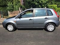 02 PLATE FORD FIESTA 1.4 LX 5 DOOR *NEW CLUTCH* *97,000 MILES*