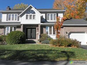 439 500$ - Maison 2 étages à vendre à Chateauguay
