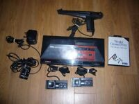 Rare Sega Master System MK1 Console Fully Working With 3d Game Built In