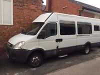 IVECO DAILY CAMPERVAN/MOTORHOME 2011, AUTOMATIC