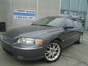 2005 Volvo V70 2.5L TURBO AUTOMATIQUE CUIR TOIT OUVRANT
