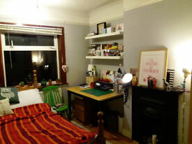 Large single/small double room. £360pcm. Furnished. Available end March/1st April