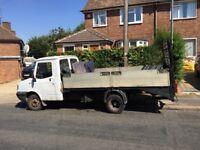White ldv convoy van / recovery truck