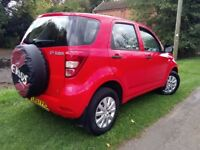 2007 Daihatsu Terios S 4x4 1 owner from new, full service history, New Mot, PX bargain to clear