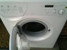 Washing machine good working order can arrange delivery