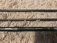 Daiwa Theory Specialist 12' Fishing Rod Twin Tip Rod 1.5lb t/c - MINT THS2112