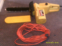 eletric chian saw