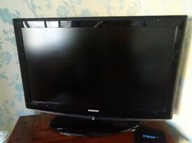 "Excellent fully working HD Samsung 37"" TV"