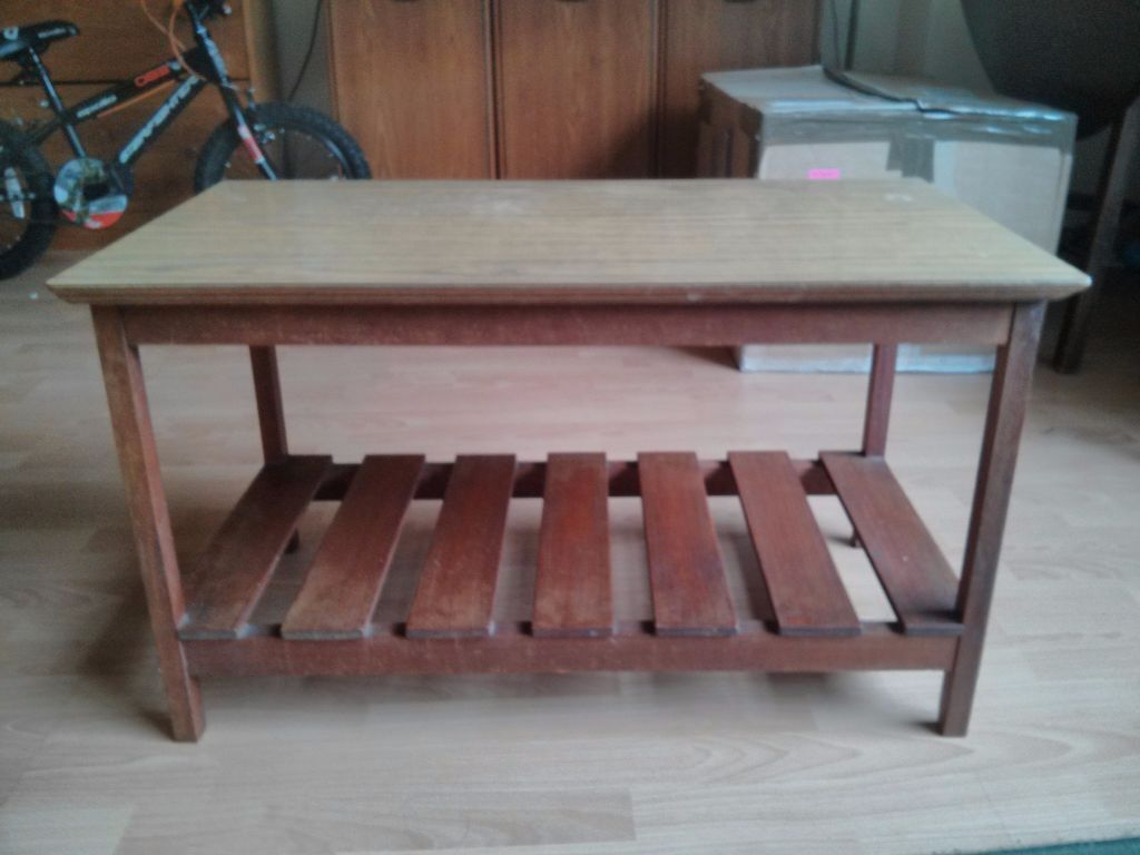 Wooden Tea Table For 5 Only In Cambridge Cambridgeshire Gumtree