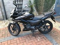 HONDA CBF 125 very low miles 63 plate