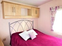 Gorgeous Wild Rose Caravan on Award Winning Rockley Park for Hire
