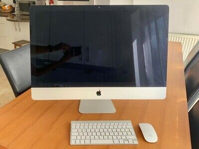 iMac 27 late 2013 (very high spec, see description) + Magic keyboard & mouse