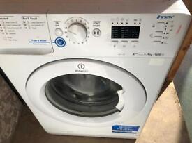 Indesit Washer Innex 9kg 1600 Spin
