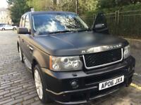 Range Rover Sport HSE Kahn Styling