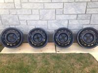 Rims in excellent condition!