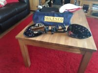 Milenco towing mirrors 2 and storage bag