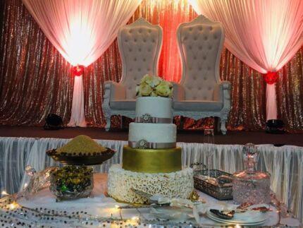 Wedding decor 382 party hire gumtree australia wedding decoration junglespirit Choice Image