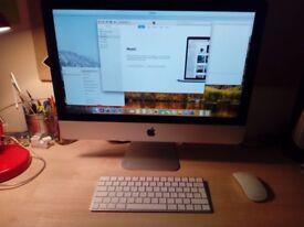 Apple iMac 2017 Intel core i5, 8GB memory, 2.3GHz.