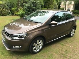 2014 Volkswagen Polo 1.2 Match Edition 3door Manual Petrol One Owner Bluetooth Full Service History