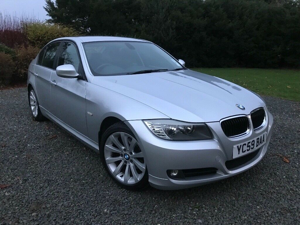 BMW 318d SE BUSINESS EDITION - FULL LEATHER - FULL BMW HISTORY