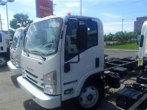 2017 Isuzu NRR LCF Cab and Chassis